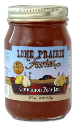 Products archive lone prairie farms for Blackberry pear jam
